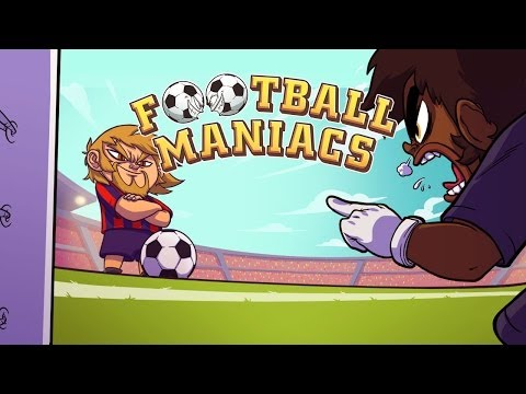 Football Maniacs Trailer