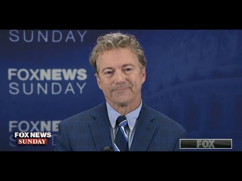 Senator Rand Paul joins Fox News Sunday to discuss Saudi Arabia's support of radicalism