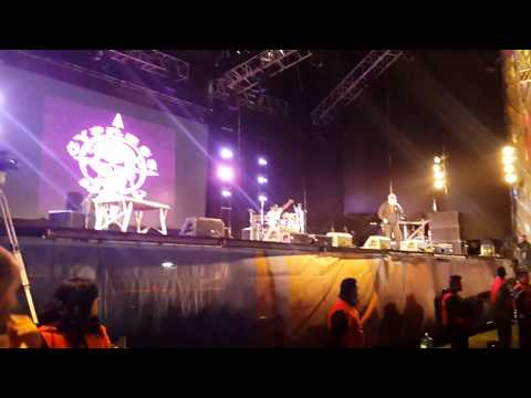 Cypress Hill - Yo Quiero Fumar Mota (Argentina 21-03-2015)