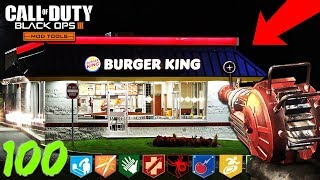 """""""STEAL THE SECRET FORMULA!"""" - BURGER KING ZOMBIES 