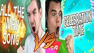Скачать Which Is Better Jelly Celebration Time Or Jacksepticeye All The Way