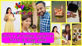 Best Birthday Ever Surprise Gifts & Birthday Outfit 2018 Vlog| SuperPrincessjo