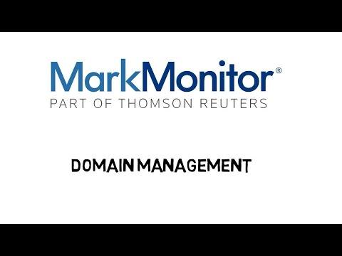 MarkMonitor Domain Management