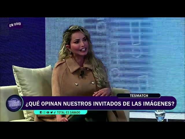 Sorpresiva opinión de Angela Burgos sobre el Pato Cabrera