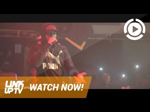 "Krept performs ""Letter To Cadet"" at Cadet's headline show! 
