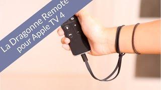 Test de la Dragonne Remote Loop pour Apple TV