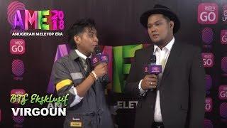 AME2018 BTS Temuramah Eksklusif Virgoun Anugerah MeleTOP ERA 2018