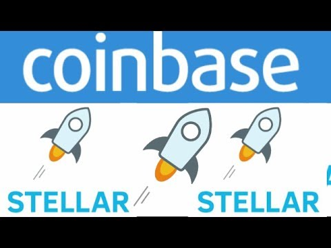 Coinbase Stellar Add Coming XRP XLM Will Be Huge For Cryptocurrencies