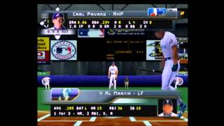 High Heat Major League Baseball 2002 Mariners vs Expos Part 2