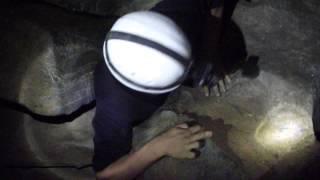 Caverna Alambari de Baixo - Núcleo do Ouro Grosso - PETAR