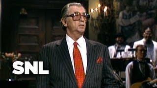 Robert Mitchum Monologue - Saturday Night Live