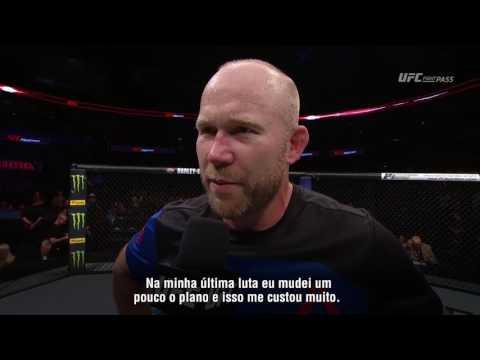 UFC Oklahoma: Entrevista de octógono com Tim Boetsch