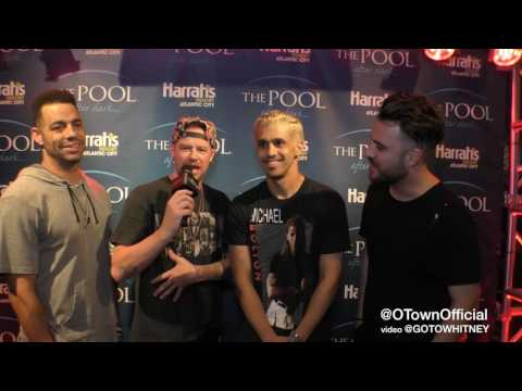 O-Town Talk Aaron Carter, Lou Pearlman , Fun Stories and more