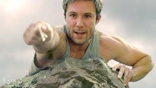 Official Vat19 sticker goes rock climbing! thumbnail