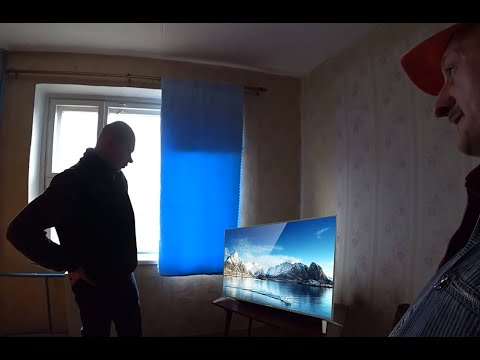 Ёшкин-матрёшкин с телевизором,газом и курткой!