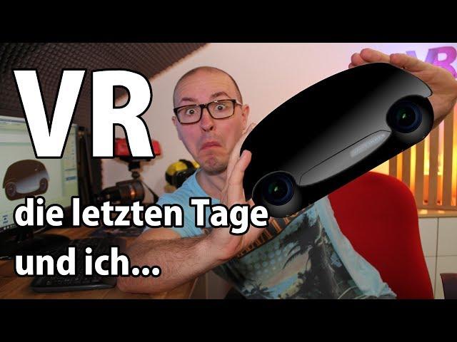 Ich verschenke Hardware und wir reden über die Valve Index, Oculus Rift S, Moss, und anderes ;-)