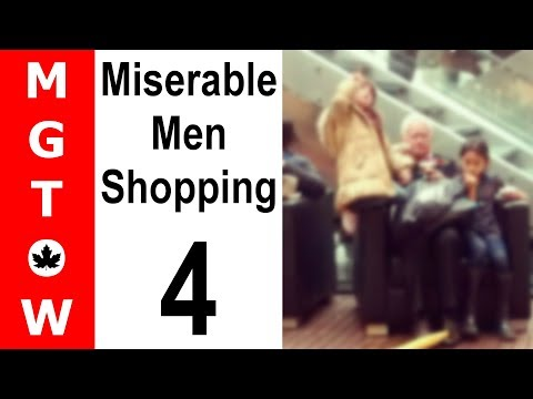 Miserable Men Shopping #4