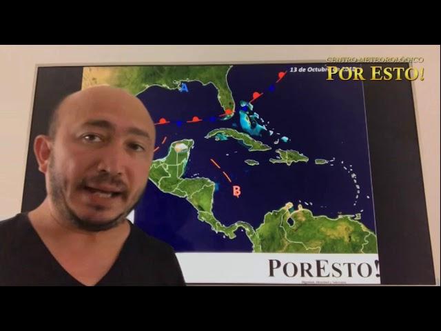 #PorEsto! #ElTiempo Consulta cual será el pronóstico del tiempo para el este fin de semana.