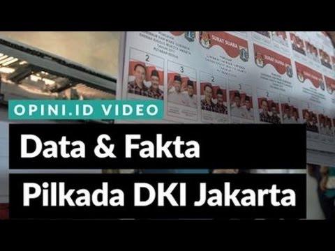 Data & Fakta Pilkada DKI jakarta