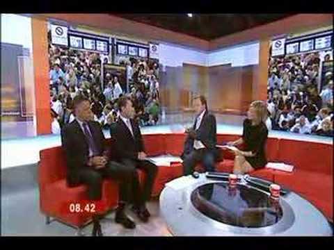 Tv news upskirt gosling version