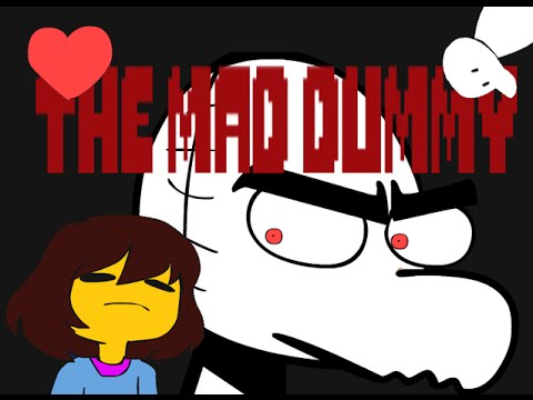 THE MAD DUMMY THEME REMIX [ANIMATION]