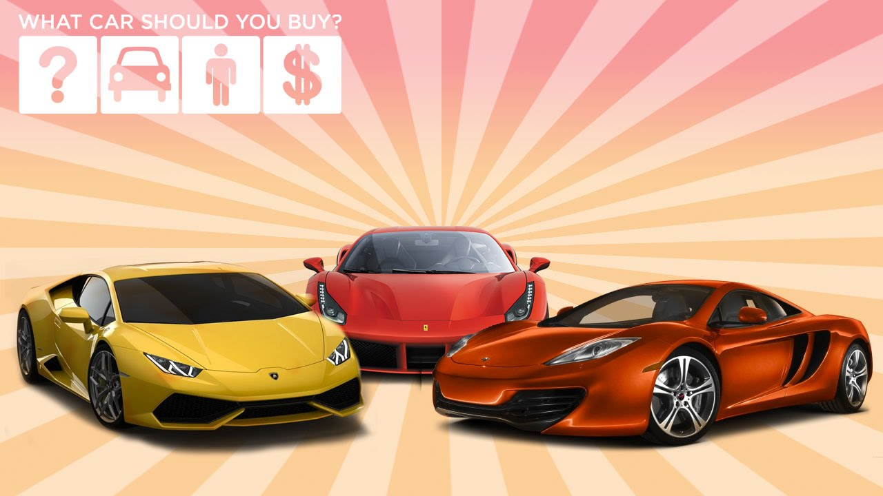 Whats The Best EntryLevel Exotic You Can Buy YouTube - What's a sports car