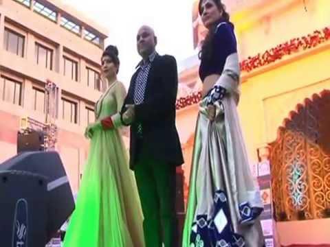IIFT Fashion Show - Aaj Ki Delhi Model of the Year March 2015