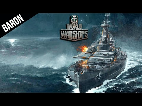 World of Warships - Let's Chat, And Not Get Torpedus!  Where Cleveland at?