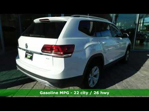 New 2018 Volkswagen Atlas Houston Spring, TX #W71847