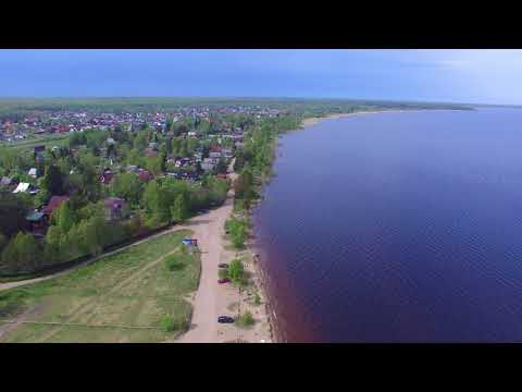 Пляж Крым. Ладожское озеро.