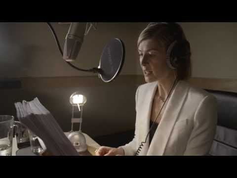 "An Interview with Rosamund Pike – narrator of ""Pride and Prejudice"""