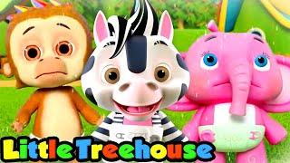 Rain Rain Go Away | Kindergarten Nursery Rhymes & Kids Songs by Little Treehouse