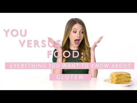 A dietitian explains gluten (gluten sensitivity, celiac, intolerance, benefits) | You Versus Food