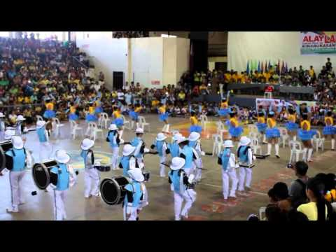 Dinalupihan Elementary School Drum N Lyre 2014 Grand Champion