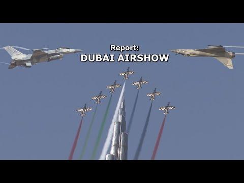 Report: Dubai Airshow 2015
