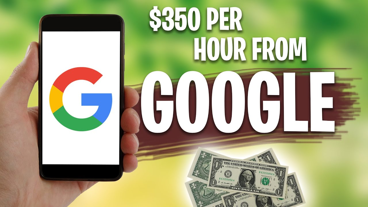 Download Earn $350 PER HOUR From GOOGLE NEWS *New Method* | Make Money Online