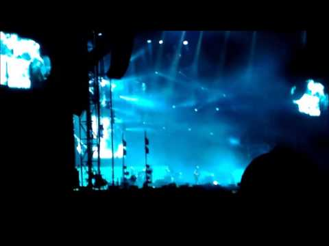 """""""Fake Plastic Tree"""" Radiohead @ """"I-Days Festival"""" Autodromo Nazionale di Monza Monza (MB) 16/06/2017"""