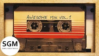 Moonage Daydream - David Bowie (Guardians of the Galaxy Soundtrack)