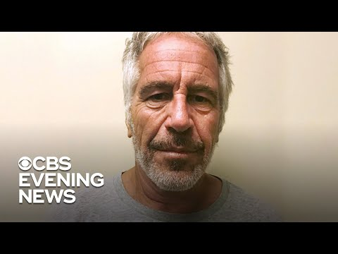 Glenn Cosby - Jeffrey Epstein's Apparent Suicide Leads To An FBI Investigation
