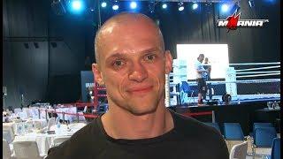 Granda PRO 4. Krzysztof Gutowski chce toczyć jak najwięcej walk