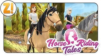 Horse Riding Tales: Ein neues GRATIS Pferdespiel fürs Handy! #01 [DEUTSCH]