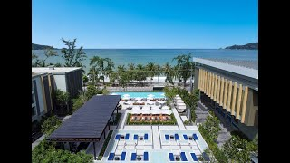 The Deck Beach Club Patong - Bar Ambience