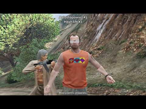 GTA 5 - Przypadkowe zdarzenia / Random events