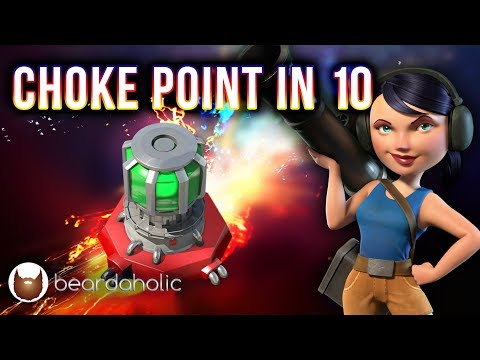 Boom Beach Operation: Choke Point by Brute Squad in 10 hits