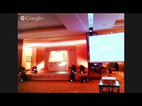 LG ULTRA HD TV LAUNCH IN ARMENIA
