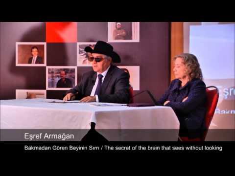 Bakmadan Gören Beynin Sırrı: Esref Armagan at TEDxTunali