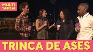 Baixar Trinca de Ases | Dedé Teicher + Gilberto Gil + Gal Costa + Nando Reis | Bastidores | Multishow