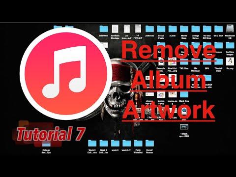 Remove Album Artwork in iTunes 12 | Tutorial 7