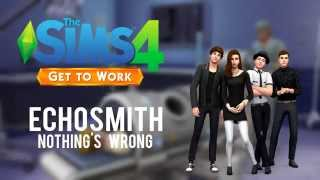 the sims 4 get to work echosmith nothings wrong