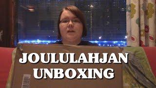 Joululahjan Unboxing
